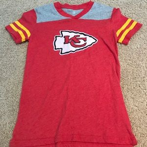 Tops - kansas city chiefs t-shirt